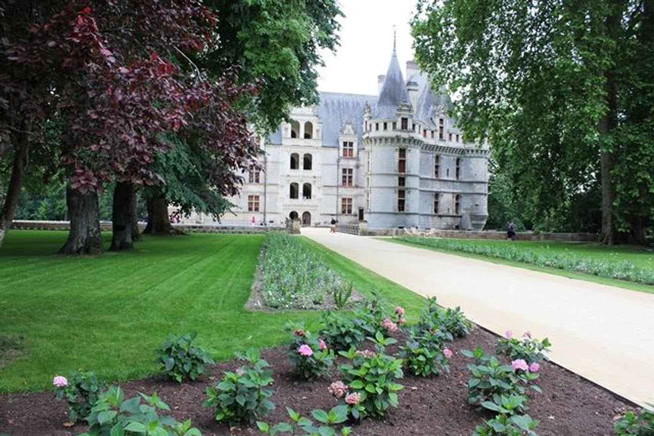 Château d'Azay le Rideau (37)