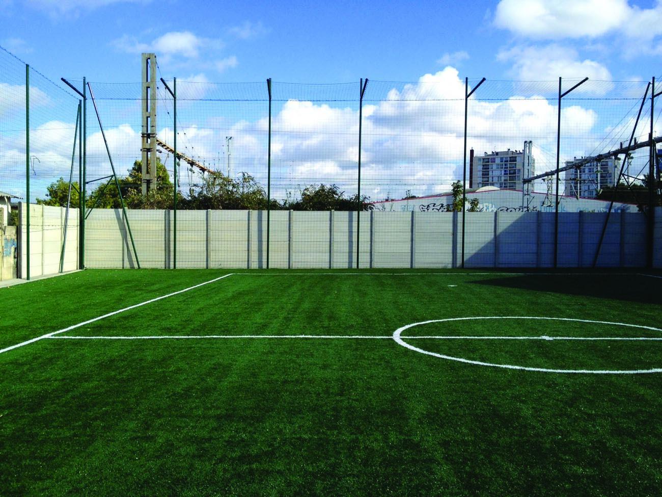 Stade d'Epinay sur Seine (93)