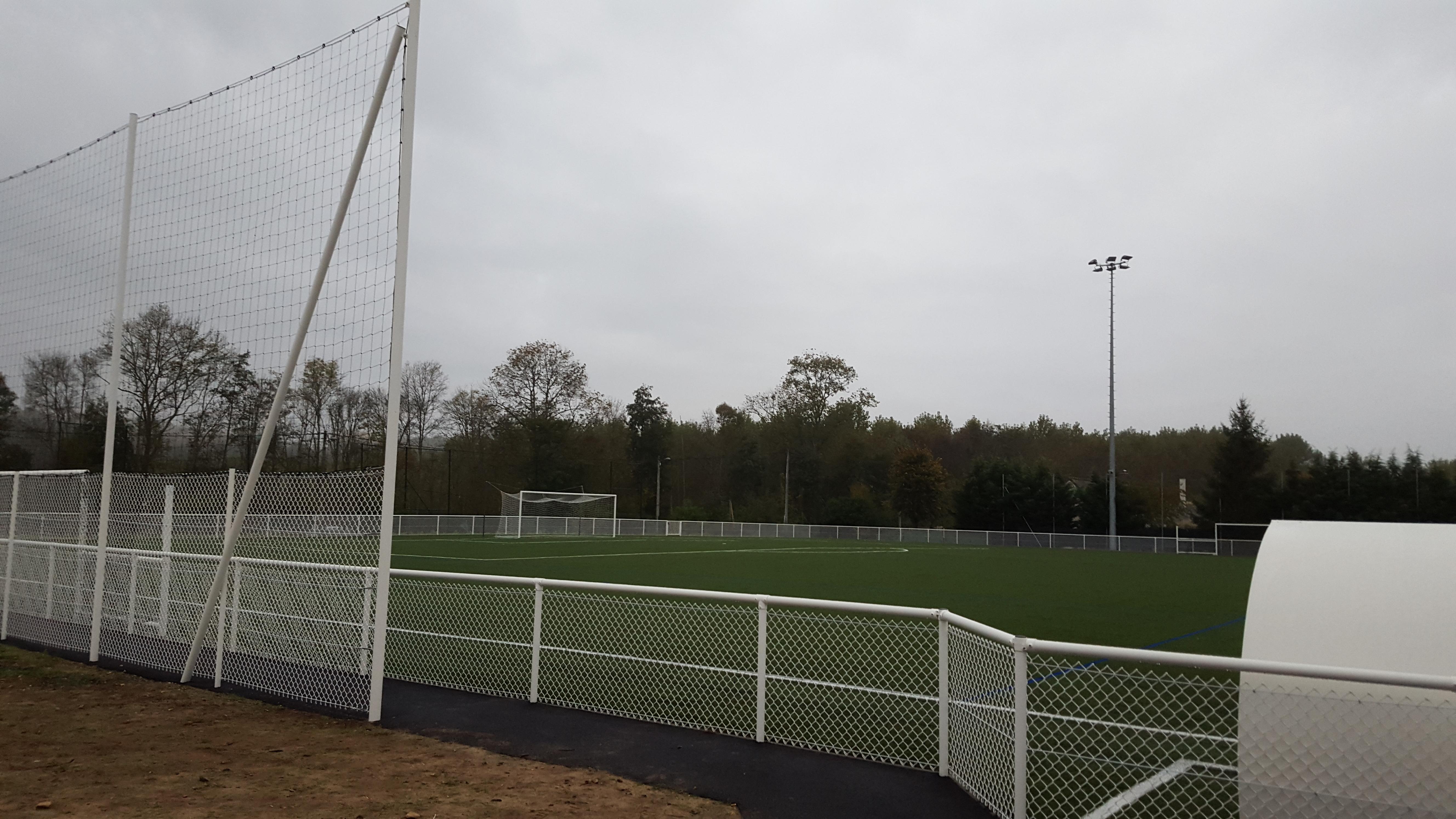 Stade des Griffonnes à Monts (37)